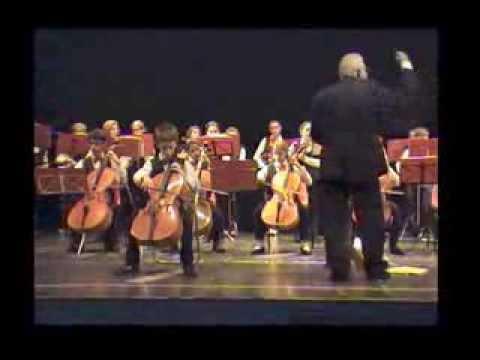 Antonio Vivaldi - Concerto in la minore per violoncello e orchestra - Paolo Tedesco