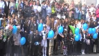 1 сентября 2012 года в школе 8 г.Гая