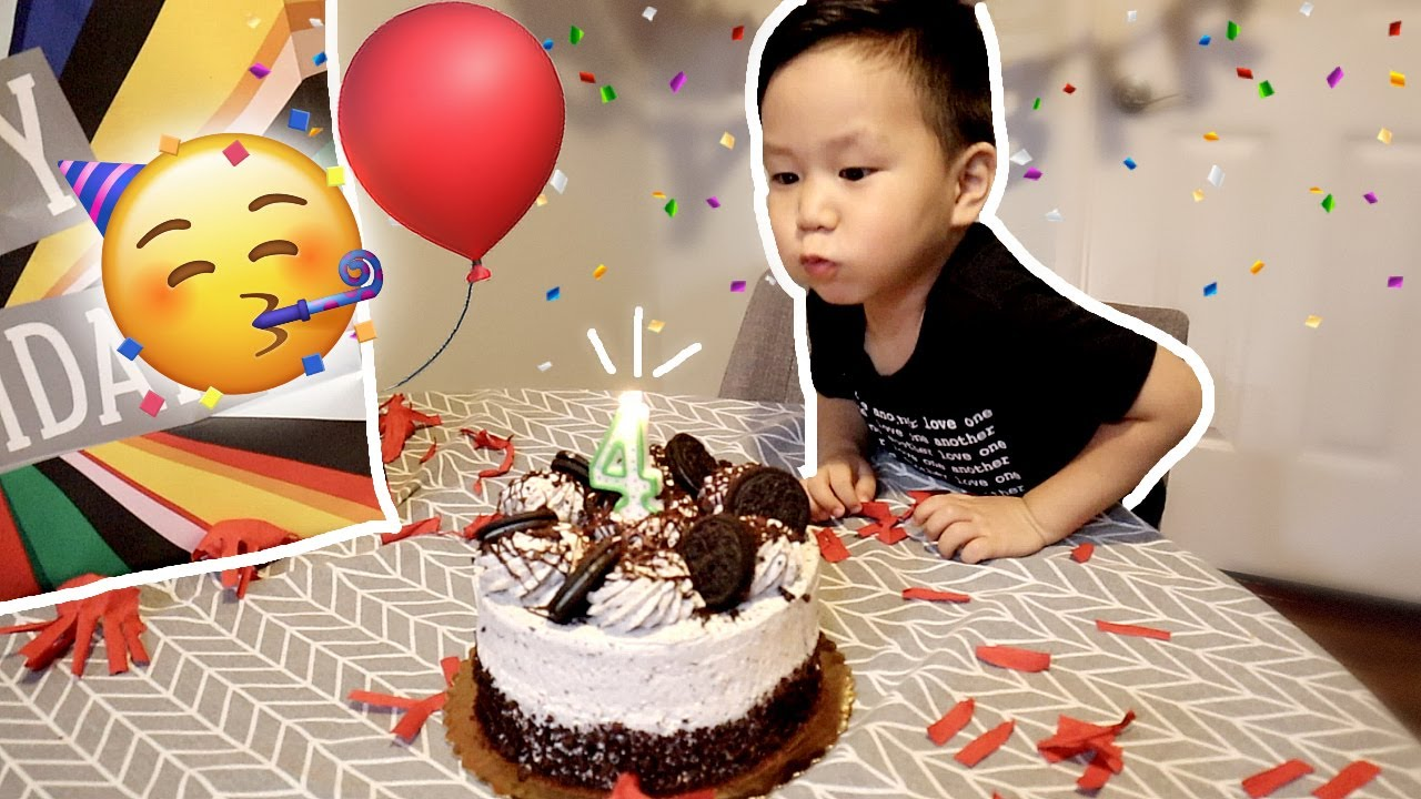 JULIAN'S 4th BIRTHDAY! | Mel Datugan