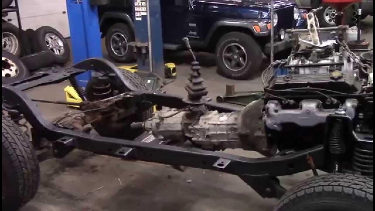 Jeep Sahara 2014 >> V8 Wrangler Sahara project. Part 7. - YouTube
