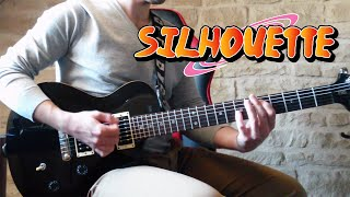 "Naruto Shippuden Opening 16 - KANA-BOON ""Silhouette (シルエット) "" ~Guitar cover~ [Tabs]"