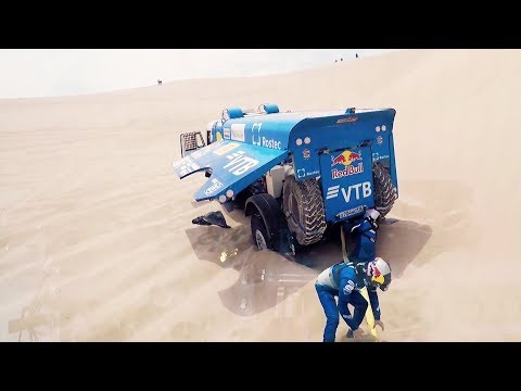 Download Youtube: (POV) Inside the Kamaz Truck | Dakar 2018
