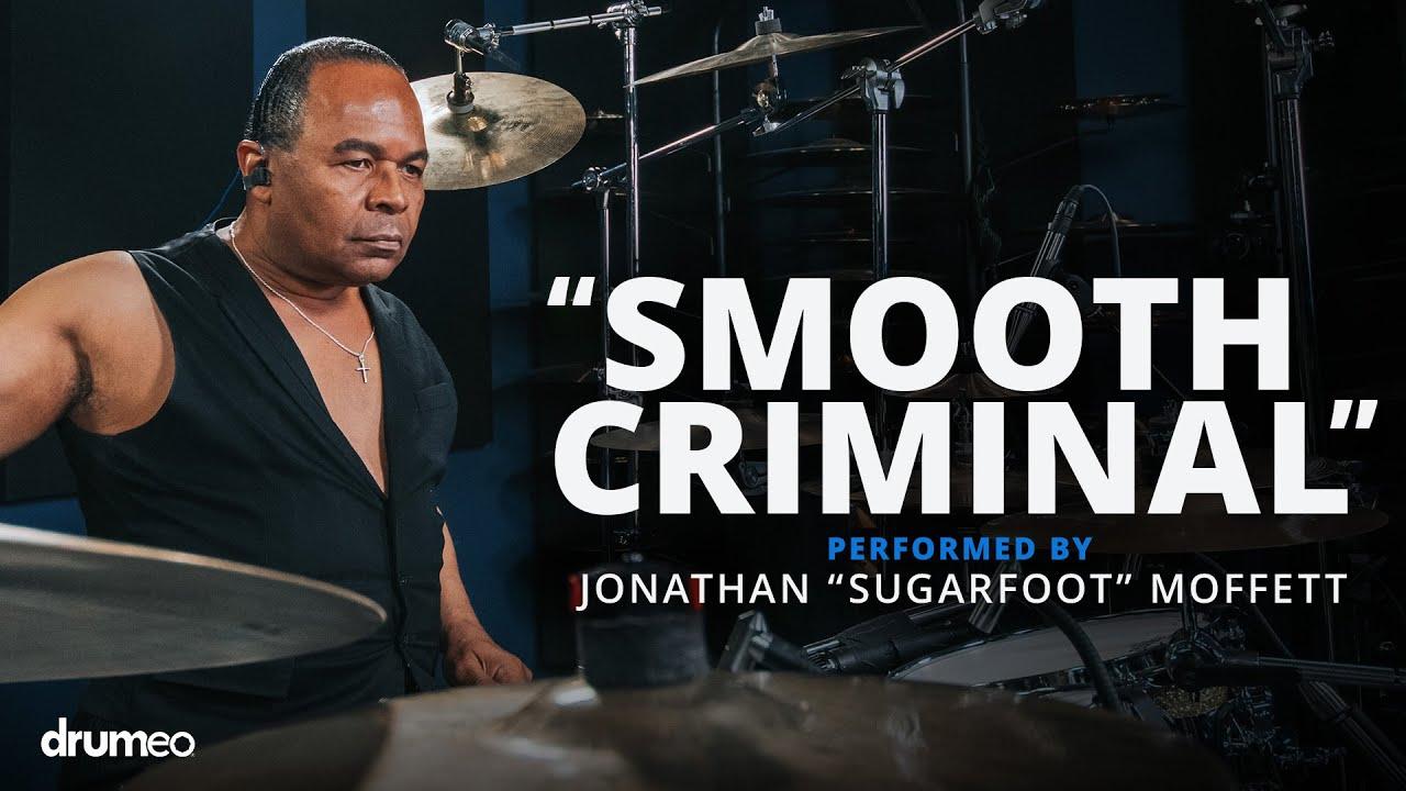 "Download Michael Jackson's Drummer Jonathan Moffett Performs ""Smooth Criminal"""