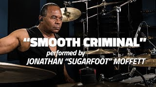 Michael Jackson's Drummer Jonathan Moffett Performs 'Smooth Criminal'