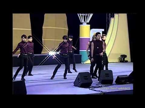 111009 | HD 「 INFINITE (인피니트) - Paradise 」 Live Performance | October 9, 2011