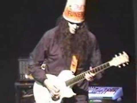 Buckethead - Interworld - Petaluma 3-6-2004