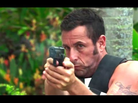 THE DO-OVER Official Red Band Trailer (2016) Adam Sandler Action Comedy Movie HD