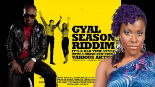 Gyal Season Riddim Mix (Dr Bean Soundz)[January 2013 Bambino Musik & Jus Bus]