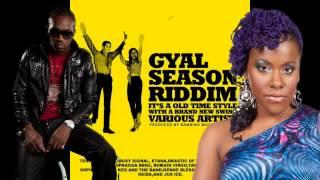 Gyal Season Riddim Mix (Dr Bean Soundz)[January 2013 Bambino Musik & Jus Bus]
