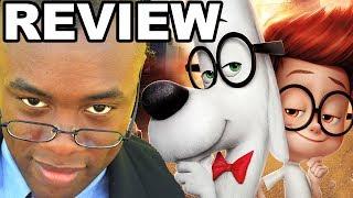MR. PEABODY & SHERMAN REVIEW : Black Nerd
