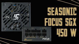 [Cowcot TV] Présentation alimentation Seasonic FOCUS SGX 450