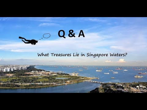 Q&A - What Treasures Lie in Singapore Waters?