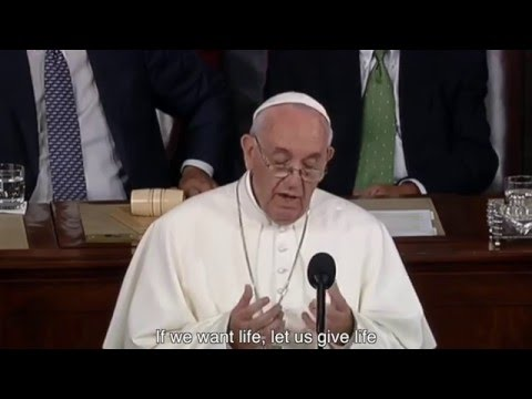 "Pope Francis Sings ""Golden Rule"" - AutoTune Church"