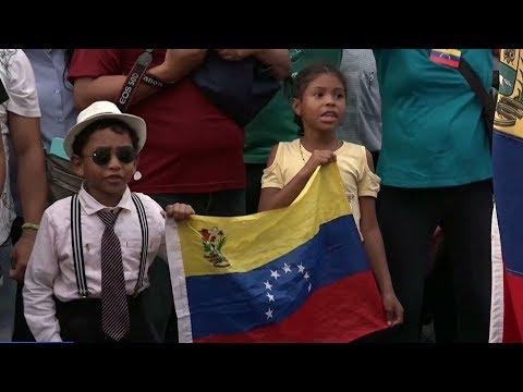 Venezuela Political Crisis: Migrants hopeful, but hesitant to return home
