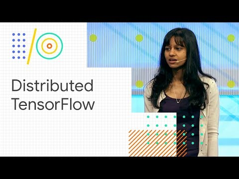 Distributed TensorFlow training