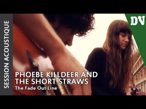 Phoebe Killdeer and The Short Straws - The Fade Out Line (acoustic live) - 11 octobre 2011