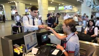 видео Онлайн-регистрация на рейс