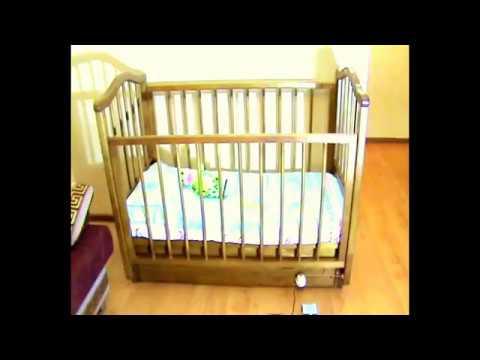 NaNiNa - Моторчик для детской кроватки. Укачиватель
