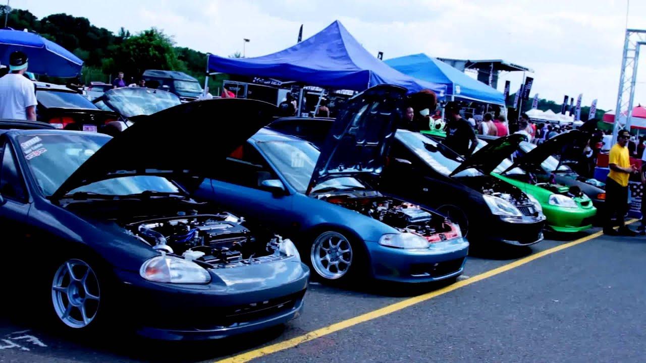 Honda Car Show ETown Raceway Park NJ Jdm Honda Racing YouTube - Honda car show