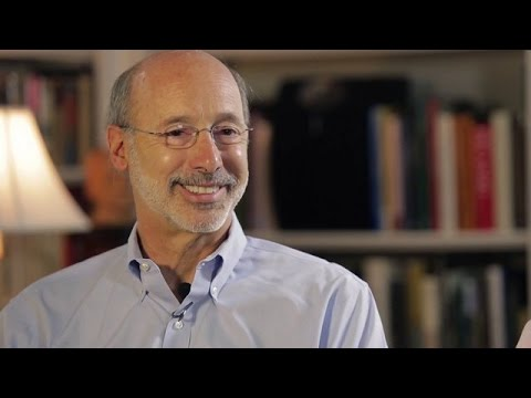 Tom Wolf: Editorial Board Meeting With LNP