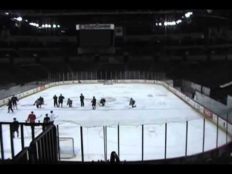 On the Road: Sun National Bank Center Tour (Trenton Devils)