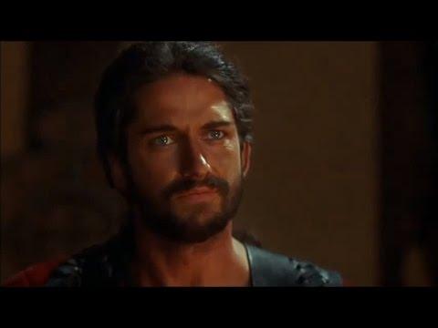 Attila (2001): Attila and Roman General Aetius meet,