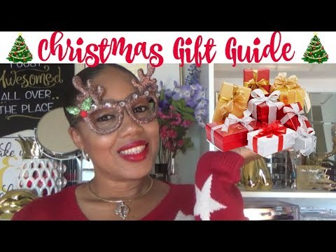 2017 Christmas Gift Guide!!!  Something for Everyone!!!