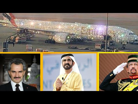 Top 3 Arab King's Most Expensive Private Jets in 2020.