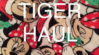 HAUL Tiger Natalizio 🎄😍🎅🏼|| IlmondodiGiò 94♡
