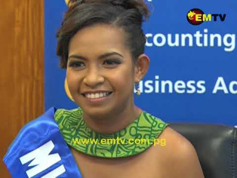 Final Entrant for Miss Pacific Islands Pageant PNG 2017 Announced