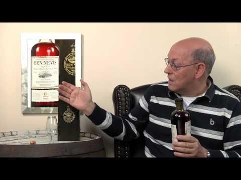 Whisky Verkostung: Ben Nevis Sherry 15 Jahre 1998