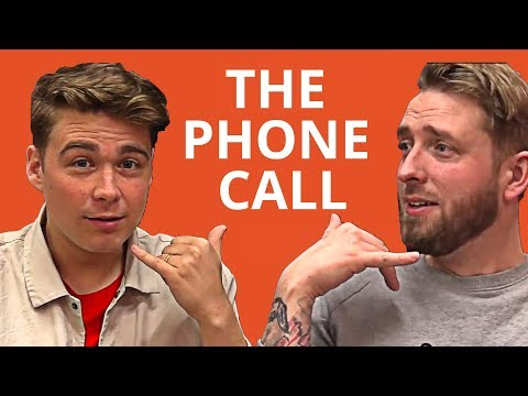 ONE FOR THE WEEKEND PODCAST BEST BITS | THE PHONE CALL ☎️