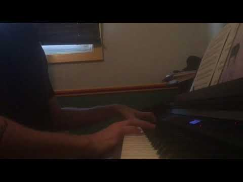 Hedley - Obsession - Piano Cover