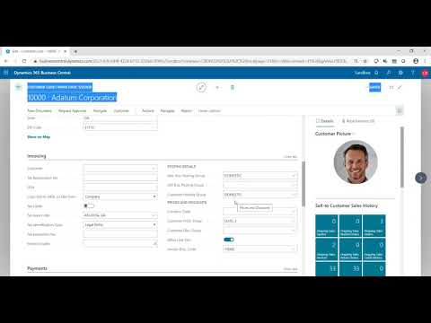 Customer Posting Groups in Dynamics 365 Business Central | Western Computer