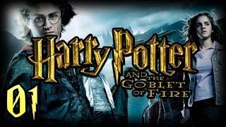 """[#1] Zagrajmy w """"Harry Potter i Czara Ognia"""" - Zabić to za mało"""