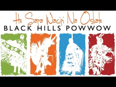 Black Hills Powwow - Friday Night