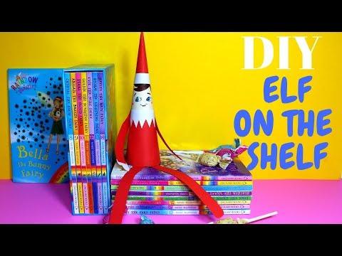 DIY Elf on the Shelf | Christmas Crafts for Kids