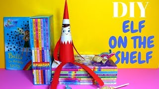 DIY Elf on the Shelf | Christmas Crafts for Kids