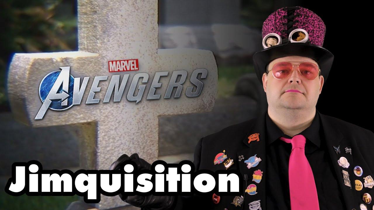 Marvel's Anthem (The Jimquisition)