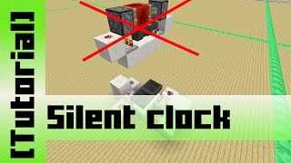 Minecraft: Tileable Etho Hopper Clock Tutorial (Redstone Advent
