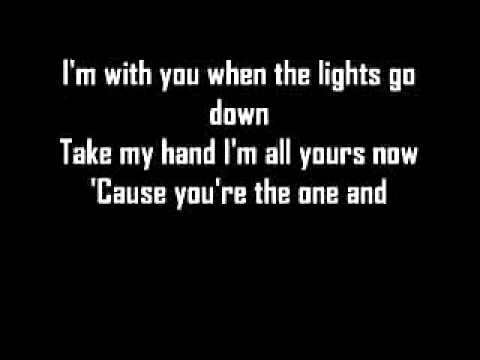 Lifehouse - Only You're The One [w/lyrics on screen]