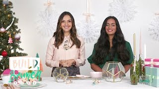 BUILD Brunch With Brit: How To Wow Holiday Party Guests