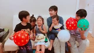 Lý Hải Minh Hà tổ chức sinh nhật con gái Cherry tại Mỹ