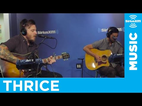 "Thrice ""1979"" Smashing Pumpkins Cover Live @ SiriusXM // Octane Mp3"