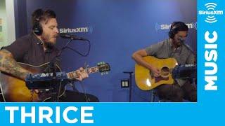 "Thrice ""1979"" Smashing Pumpkins Cover Live @ SiriusXM // Octane"