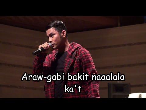 Muli (lyrics) by Bugoy Drilon
