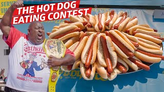 How the Nathan's Hot Dog Eating Contest Became a Real Sport — Cult Following