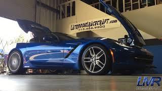 LMR 1200 HP C7 Corvette (Spins on Dyno!!!)