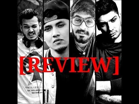 Hindi rap song 2017 (REVIEW) FT ARTISTTAAN RAGA & YAWAR- MUDDA  EMIWAY  X KR$NA -MUMBAI SE DELHI TAk