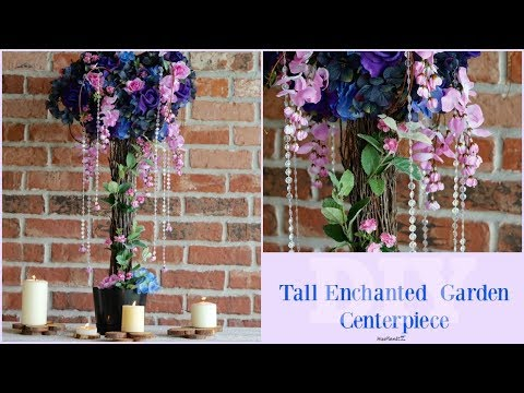 diy-tall-enchanted-rustic-wedding-centerpiece-+-super-chat-announcement